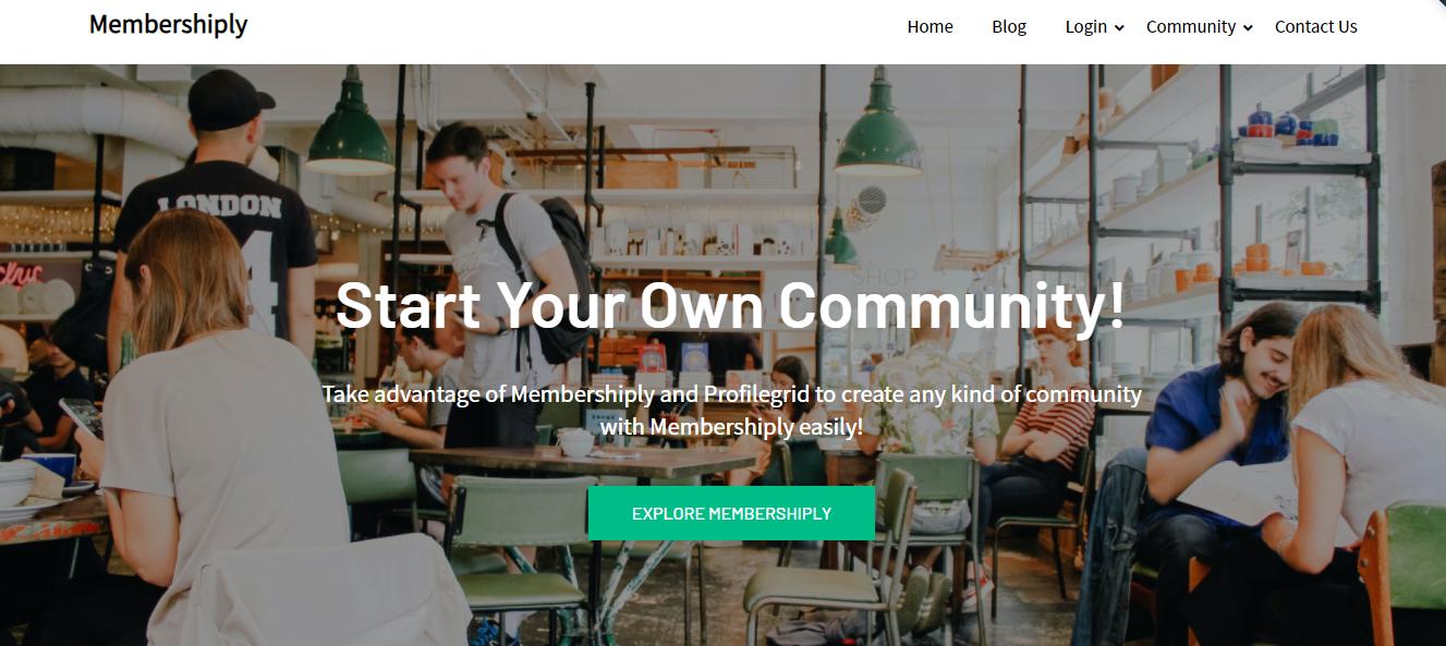 Membershiply- Best WordPress Membership Theme