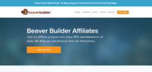 Beaver Builder Affiliates Program