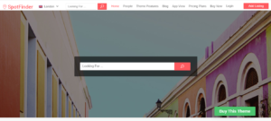 SpotFinder - directory & listing WordPress theme