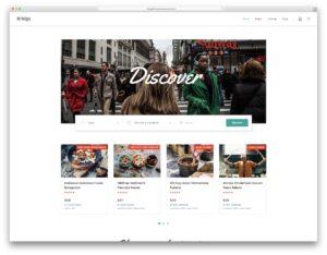Bridge - Best Business Directory Themes