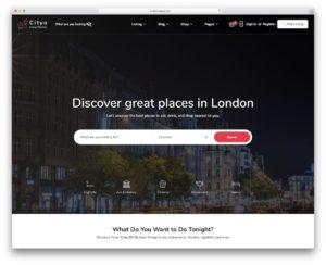 Citvo - best business finder themes