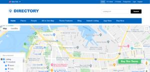 Directory - best directory website theme