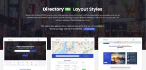 Directory Pro - best free directory theme WordPress