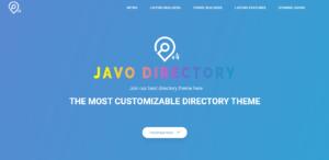 Jovo - best listing theme WordPress