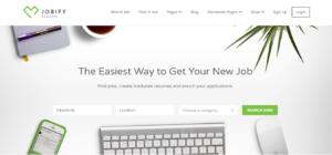 job portal website wordpress themes