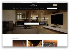 Splender - Business finder WordPress theme
