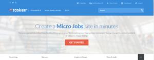 Best job portal website templates