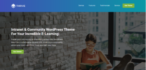 Best wordpress themes for social media