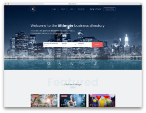 WhiteLab - Best Business Directory Themes