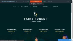 Good Camp Themes