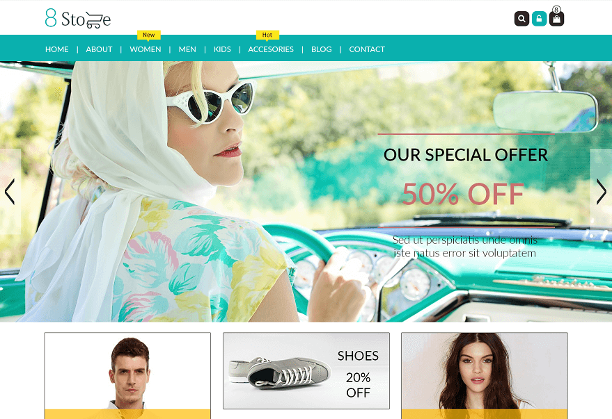 Best theme for eCommerce website WordPress