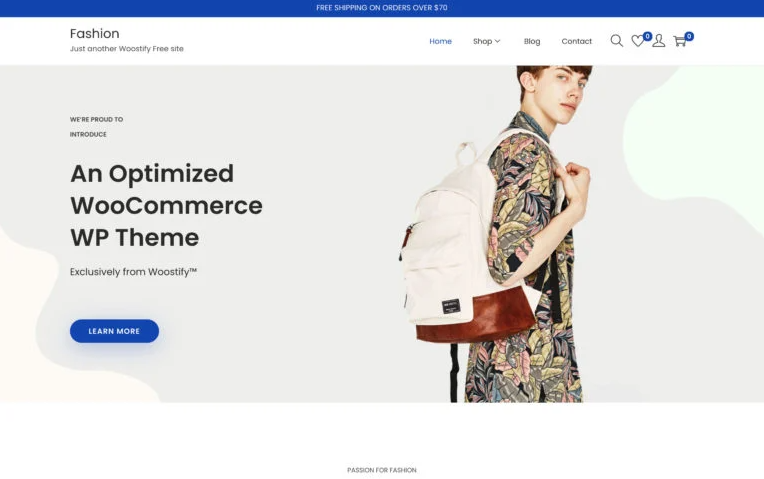 Best theme eCommerce WordPress