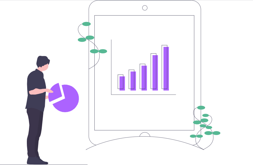 Responsive forms with analytics