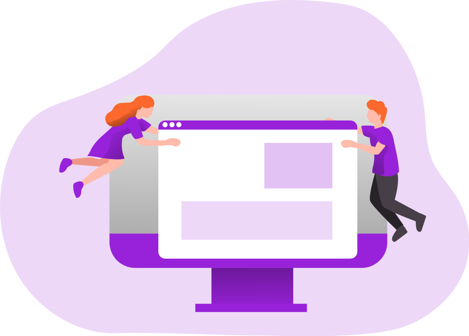 WordPress theme and plugin