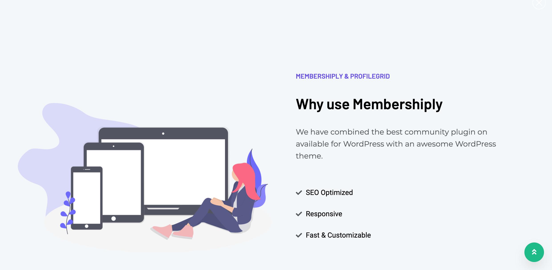 Membershiply theme