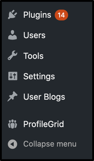 Add Plugin -WordPress Membership form
