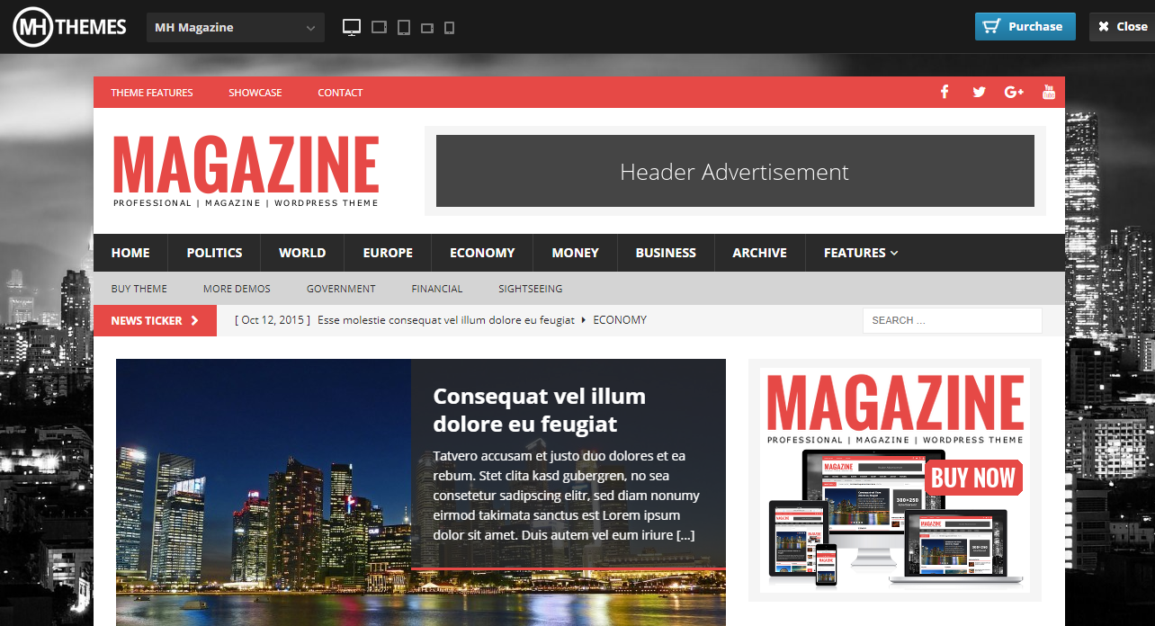 best wordpress theme for news website