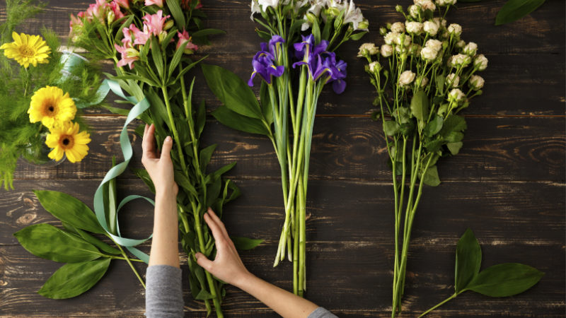 Flower Shop Themes for WordPress