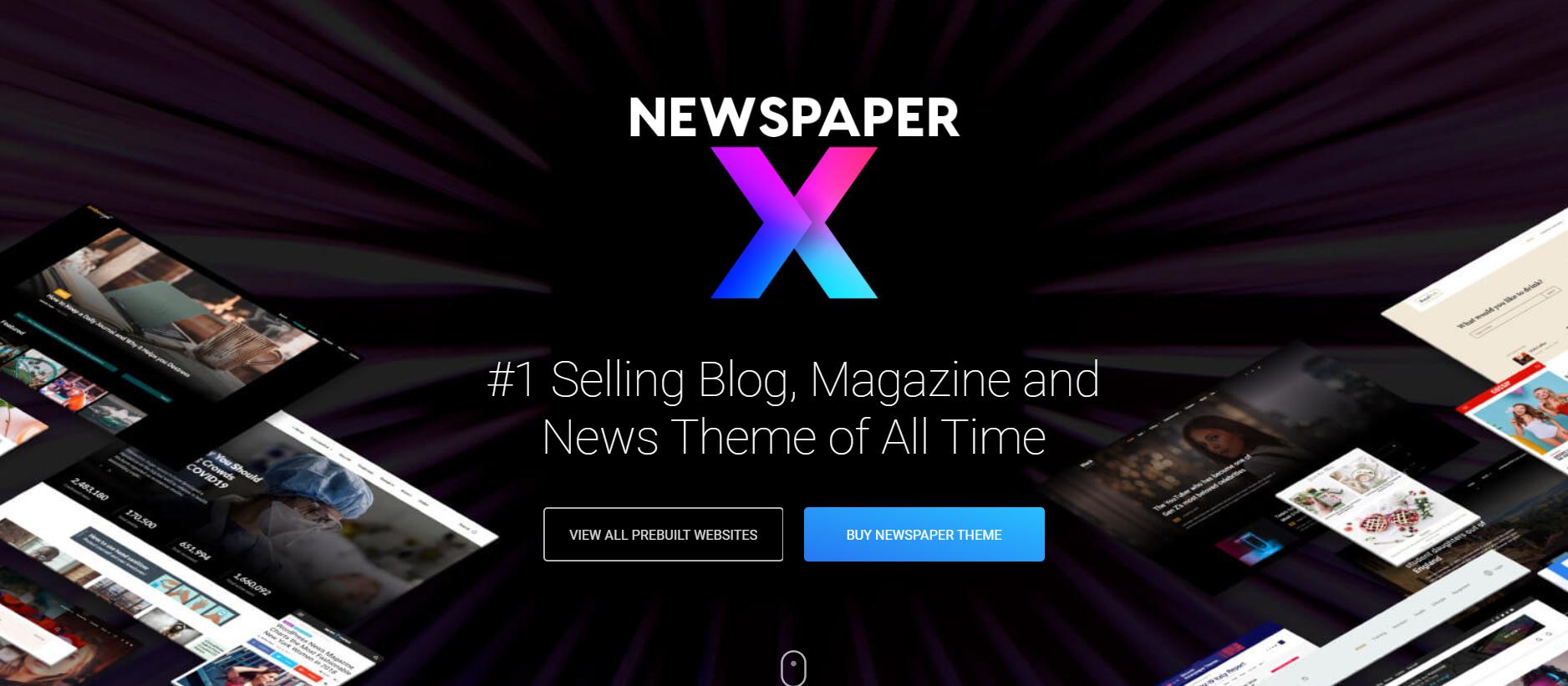 best wordpress blogging themes