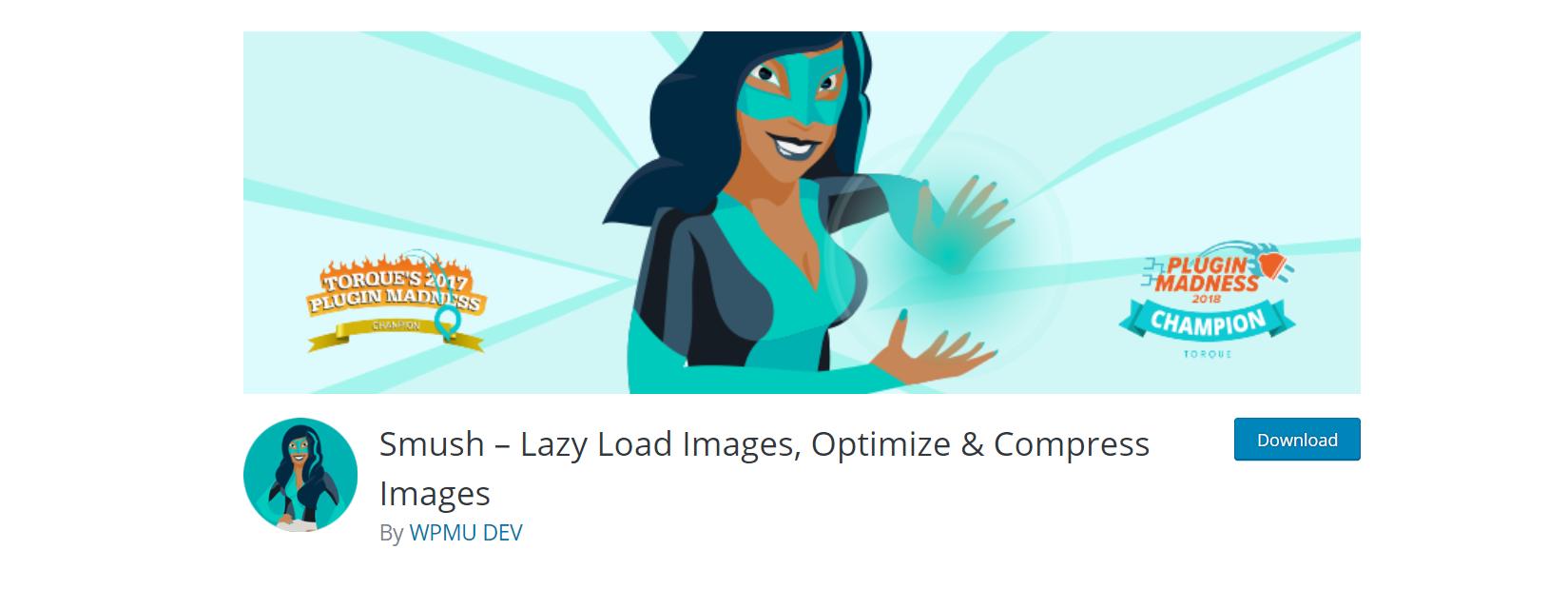 Image compressor WordPress plugins for blogs
