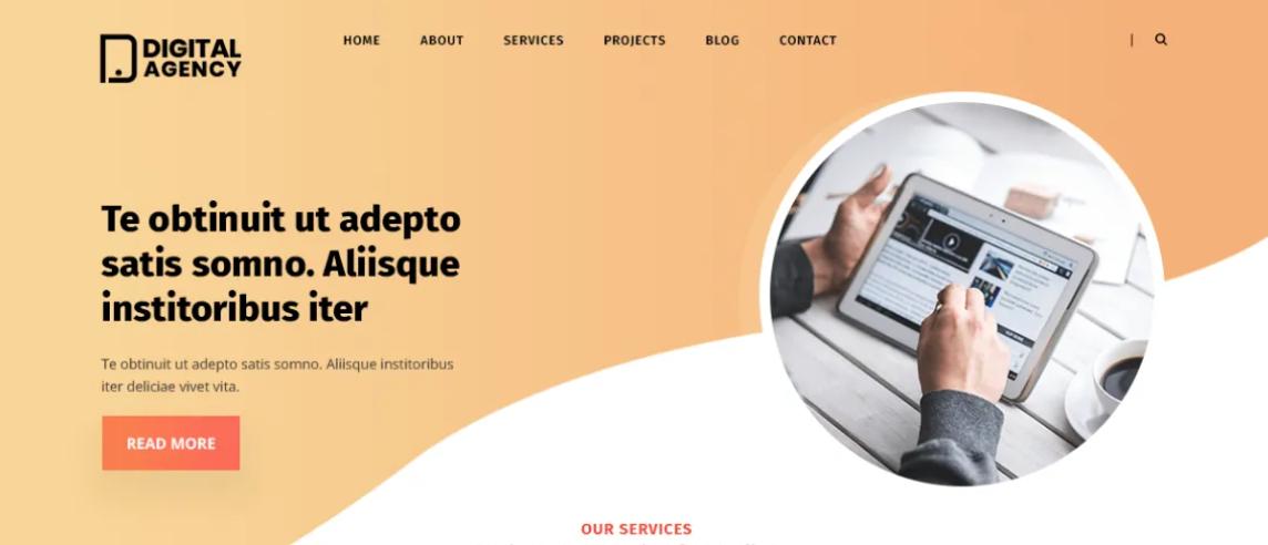 affiliate marketing website theme