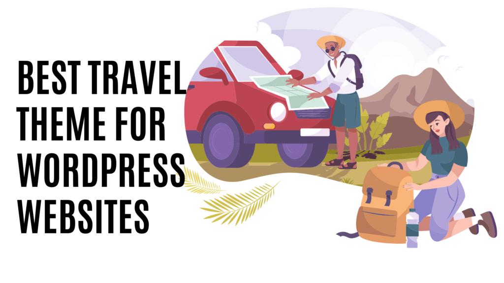 travel themes for wordpress website